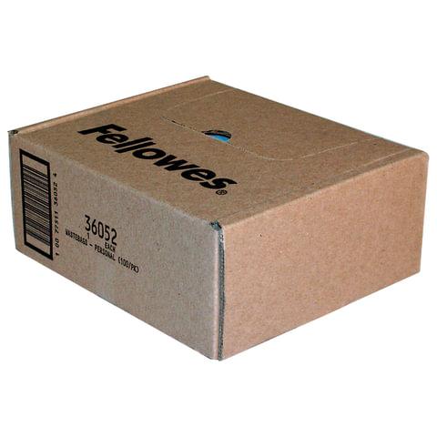Мешки FELLOWES для уничтожителей, 23 - 28 л, комплект 100 шт., FS-36052