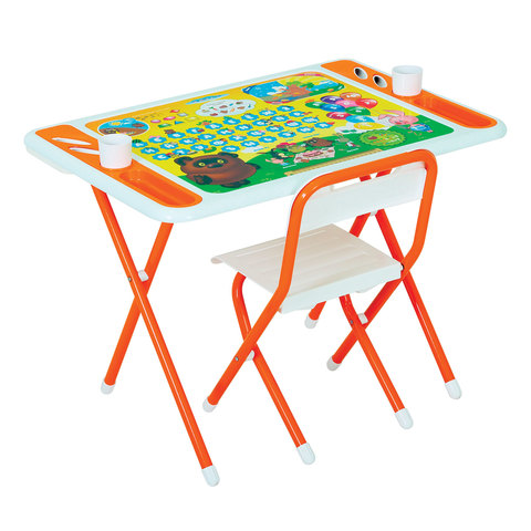 Стол детский + стул ДЭМИ