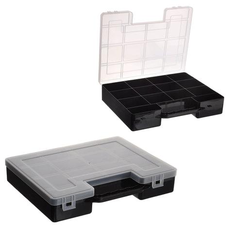 Ящик-органайзер для инструментов и мелочей, 6х27х22 см, IDEA, М 2955