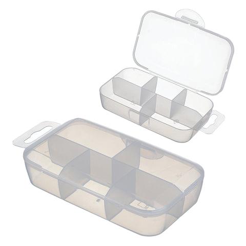 Органайзер, для таблеток/мелочей, 3,5х8х13 см, карманный, IDEA, М 2963