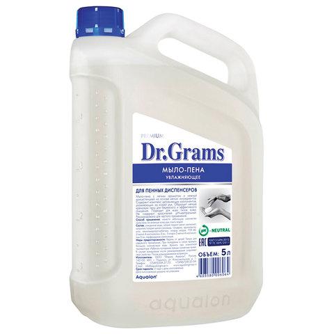 Мыло-пена 5 л DR.GRAMS, увлажняющее, 106064